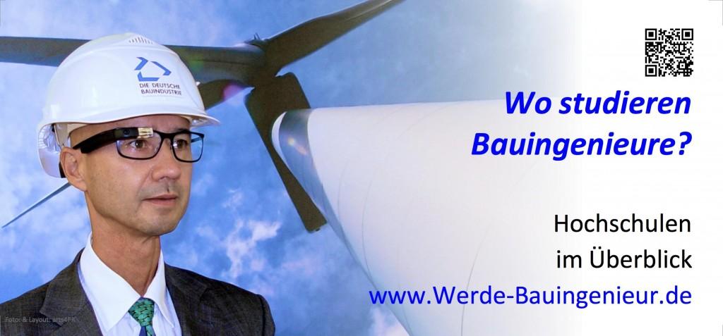 Hauptverband der Deutschen Bauindustrie - Werde Bauingenieur arts4PR