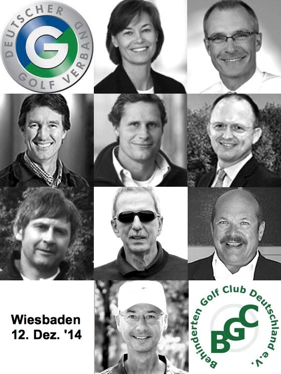 Golf - Olympische Spiele - Inklusion, DGV lädt BGC zum Fachgespräch